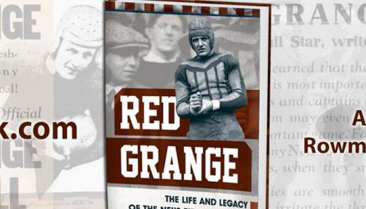 Photo of Red Grange book