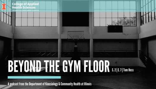 Beyond The Gym Floor Tom Hess