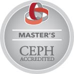 logo for CEPH Accredited